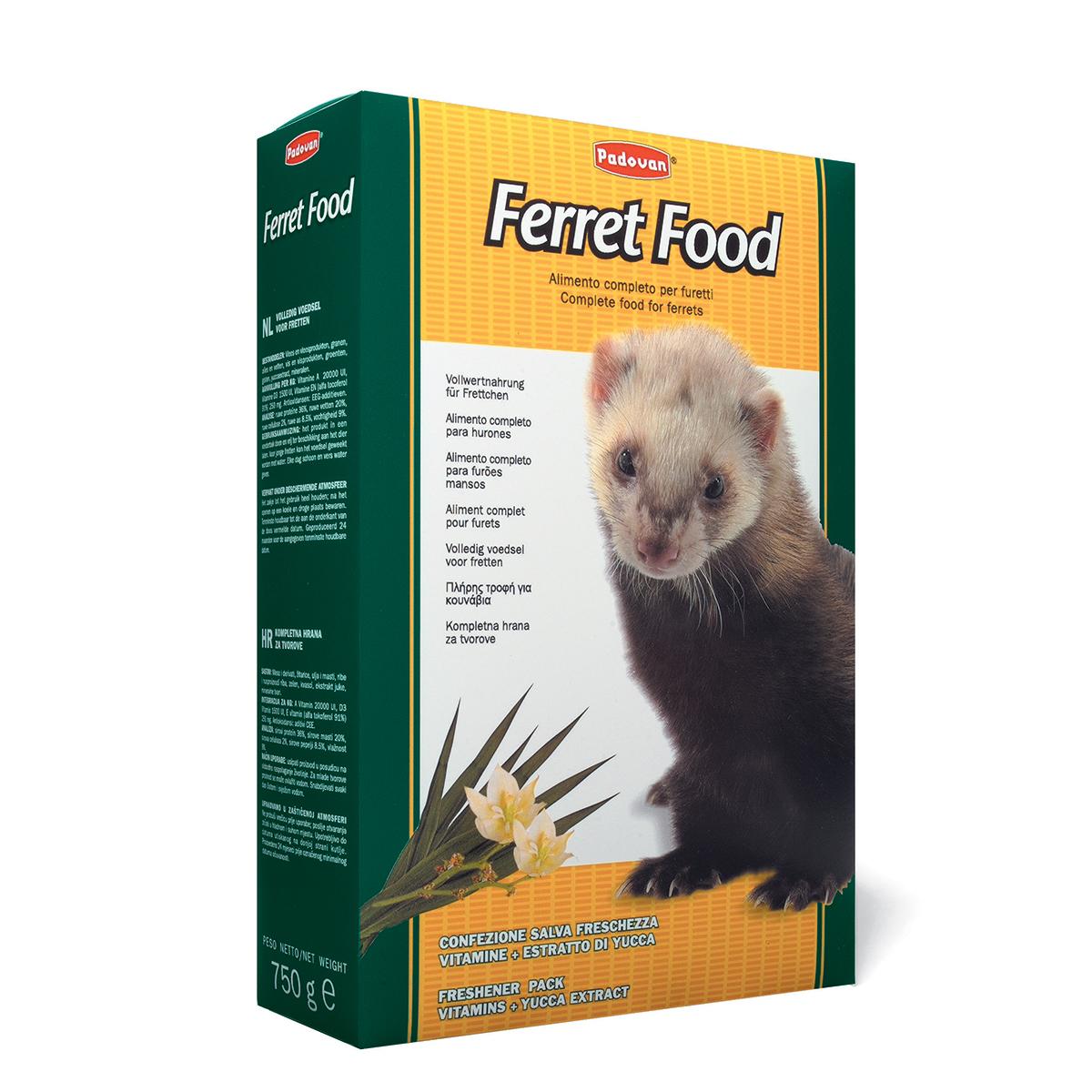 Ferret Food Hrana Pentru Dihori 750g