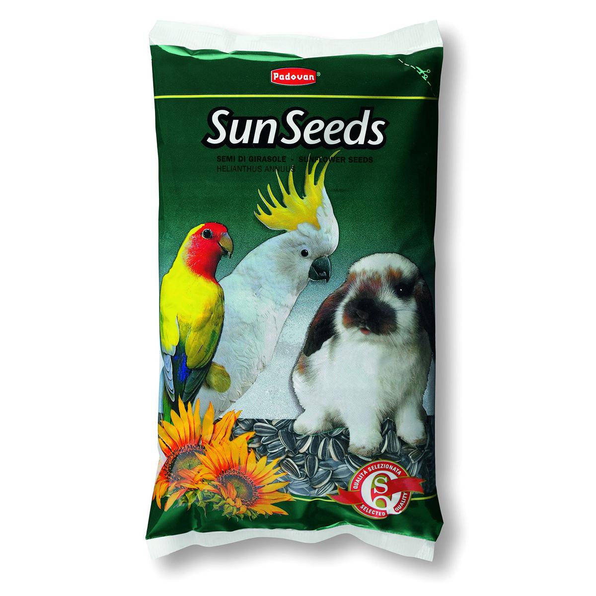 Sun Seeds-Floarea Soarelui 500 g imagine