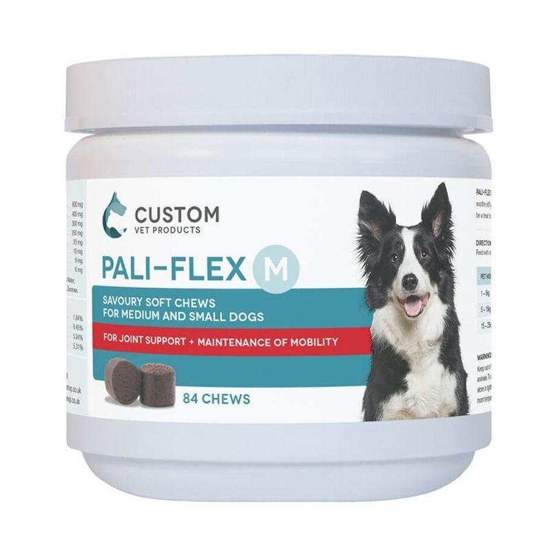 Pali-Flex Medium Dog, 84 tablete imagine