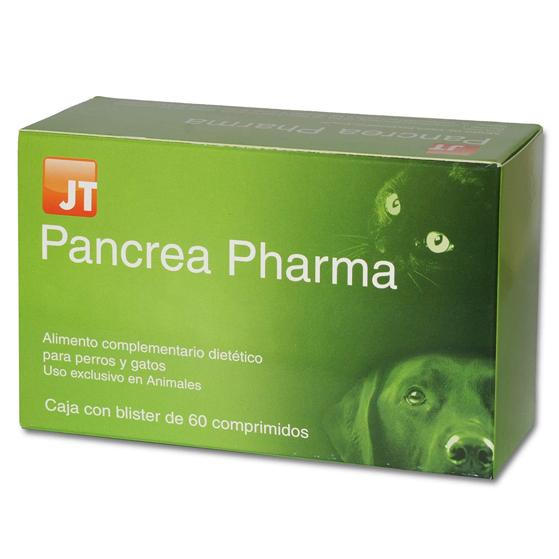 JT - PANCREA PHARMA 60 TABLETE imagine