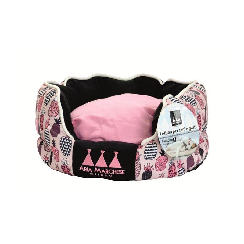 Patut pentru caini si pisici Paradiso Pink/Ananas imagine