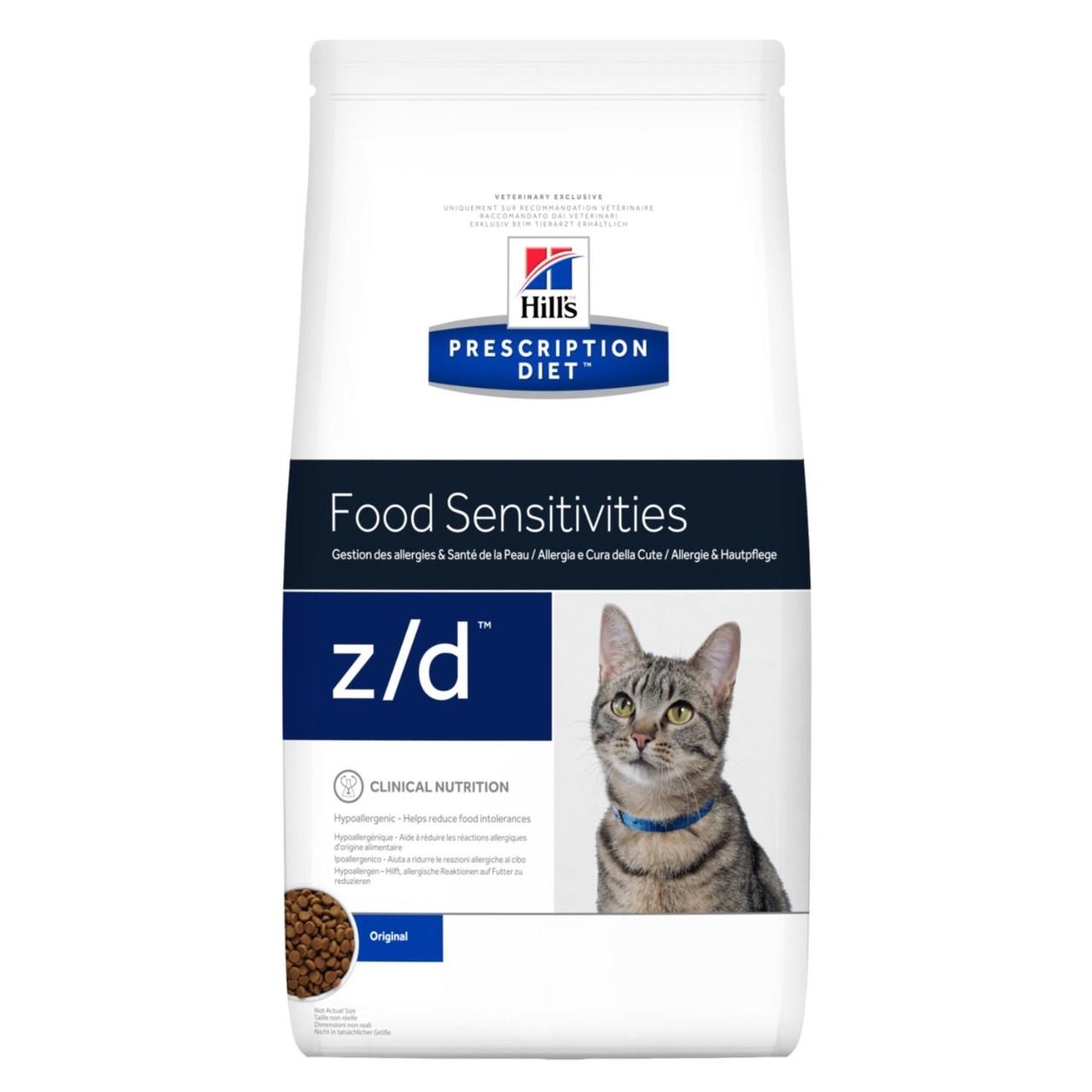 Hill's P/D Feline Z/D, 4 kg imagine