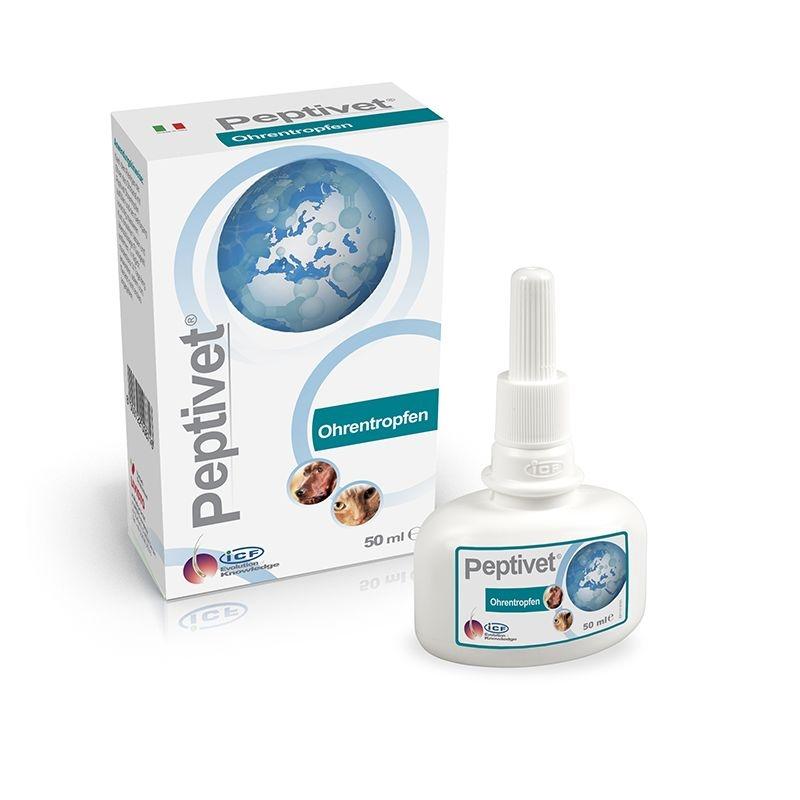 Peptivet Picaturi Auriculare, 50 ml imagine