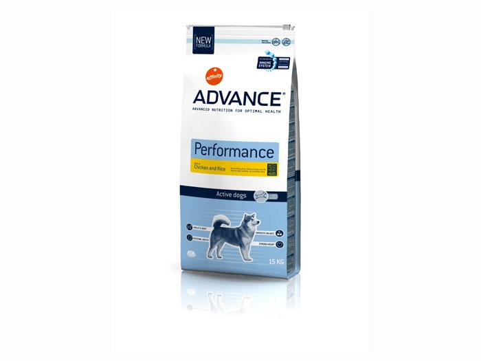 Advance Dog Performance 15 kg imagine