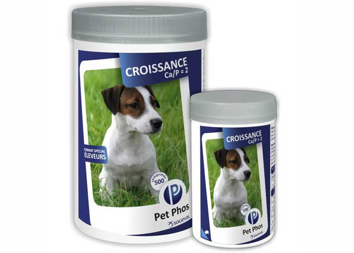 Pet Phos Croissance Ca/p2 100 Tablete imagine