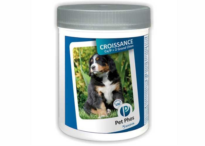 Pet Phos Croissance Special Grand Chien 100 tablete imagine
