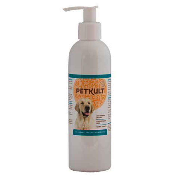 Petkult Shampoo Excessive Hair Loss, 250 ml imagine