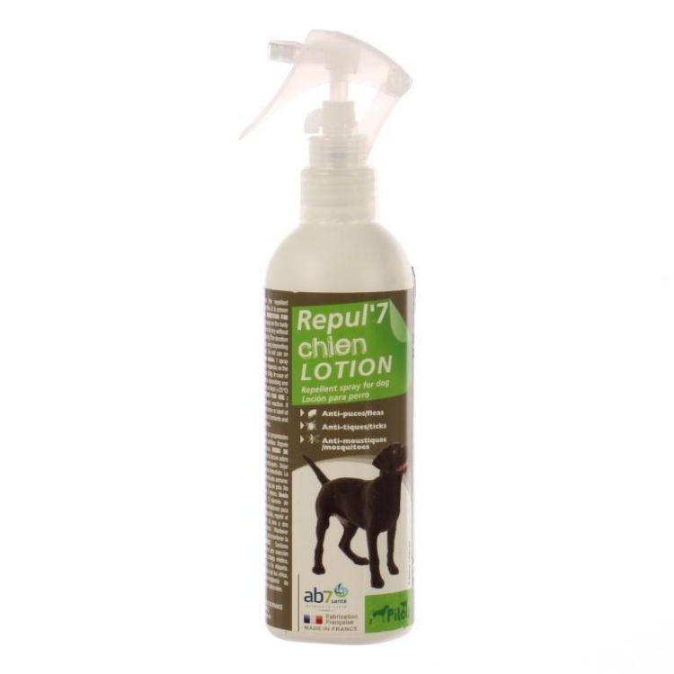 Spray antiparazitar caini, Pilou, 250ml imagine