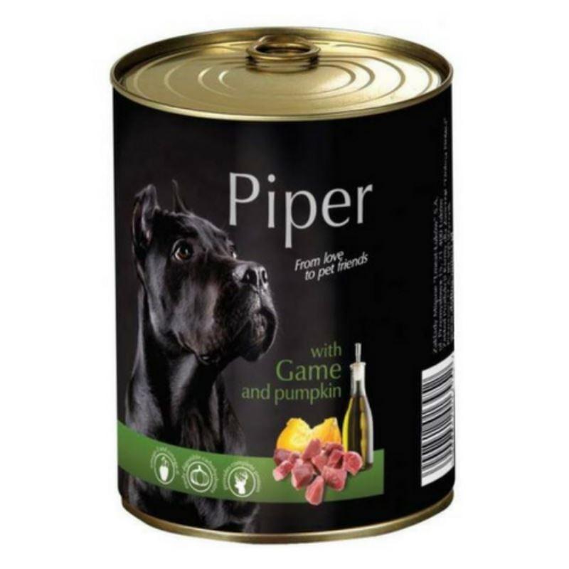 Piper Adult, Carne De Vanat Si Dovleac, 400 G
