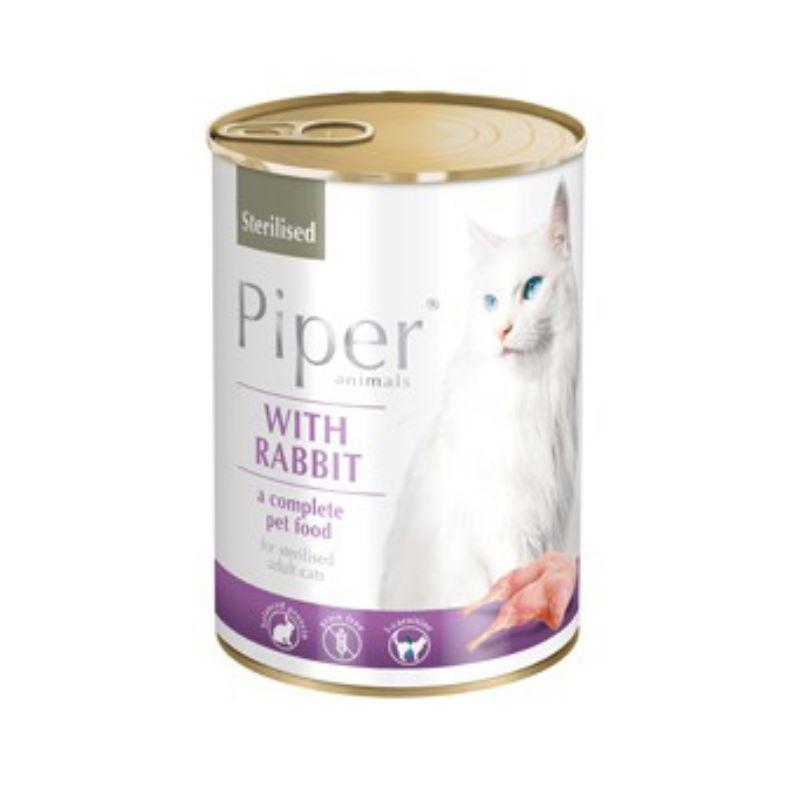 PIPER CAT, iepure, 400 g imagine