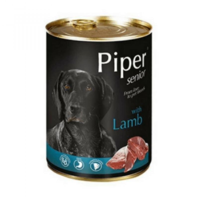 Piper Senior, carne de miel, 400 g imagine