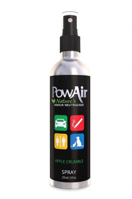 PowAir Spray, Apple Crumble, 250 ml imagine
