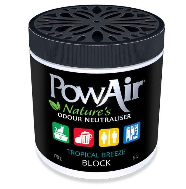 PowAir Block, Tropical Breeze, 170g imagine