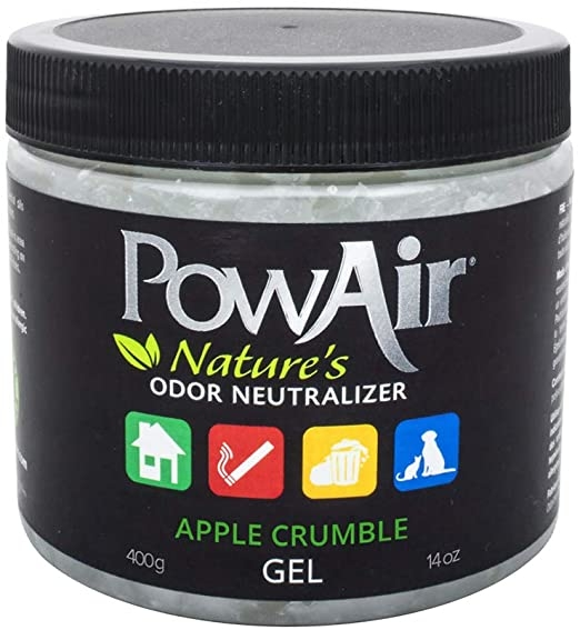 PowAir Gel, Apple Crumble, 400g imagine