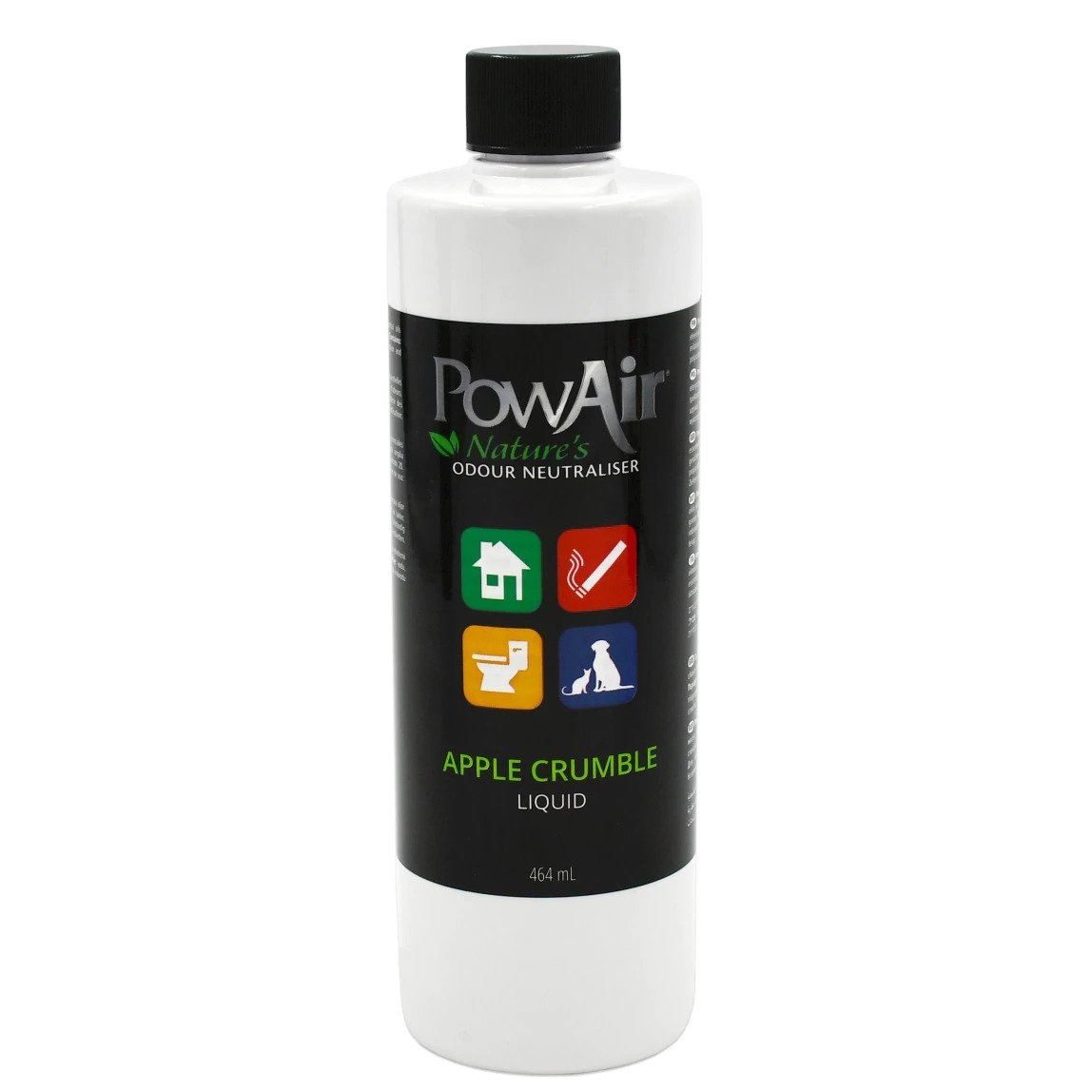 PowAir Liquid, Apple Crumble, 464ml imagine