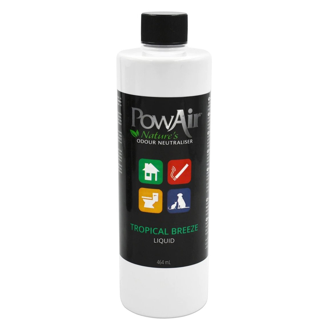 PowAir Liquid, Tropical Breeze, 464ml imagine