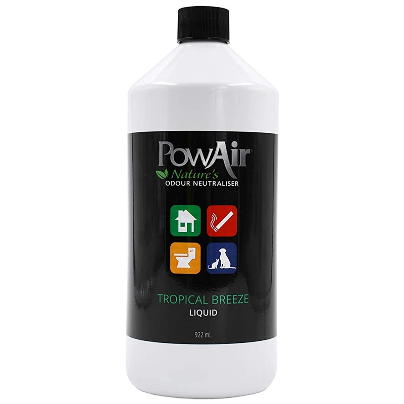 PowAir Liquid, Tropical Breeze, 922ml imagine