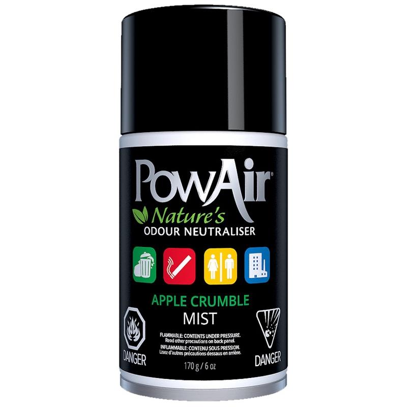 PowAir Mist, Apple Crumble, 170g imagine