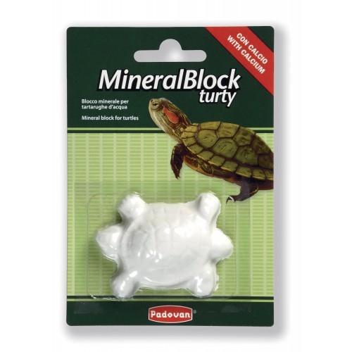 Bloc mineral pentru broaste testoase, Padovan, 20 g imagine