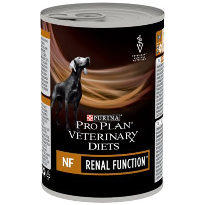 Purina Veterinary Diets Dog NF, Renal, 400 g imagine
