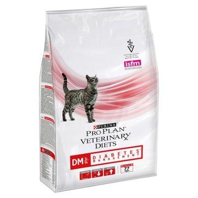Purina Veterinary Diets Feline DM, Diabetes Management, 1.5 kg imagine