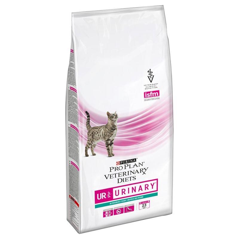 Purina Veterinary Diets Feline UR, Urinary, 5 kg imagine