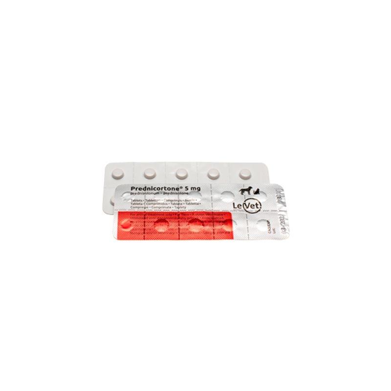 Prednicortone 5 mg, 2 x 10 tablete imagine