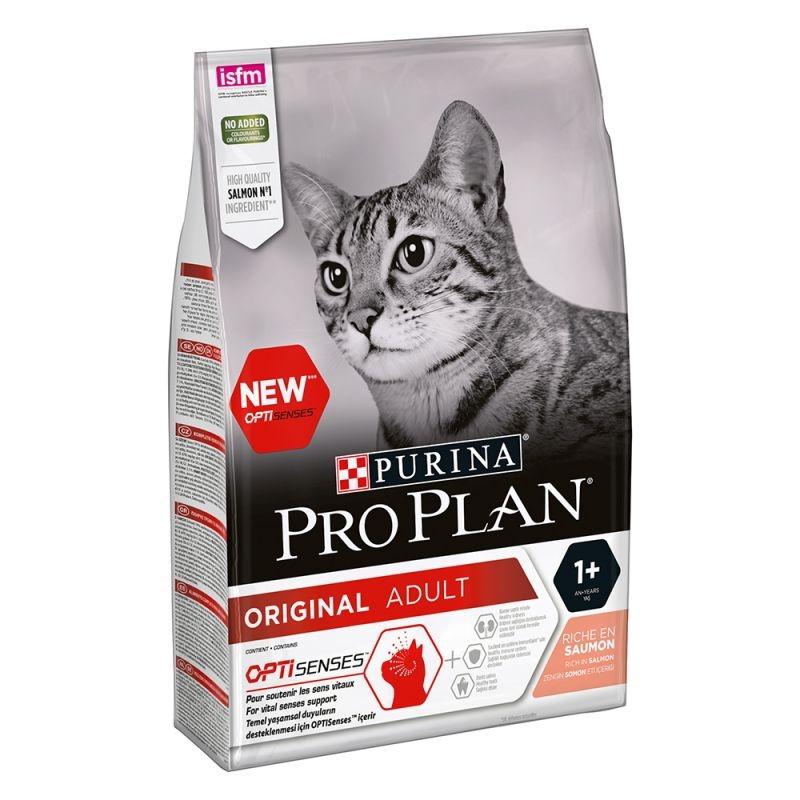 Pro Plan Adult Cat Salmon, 1.5 kg imagine
