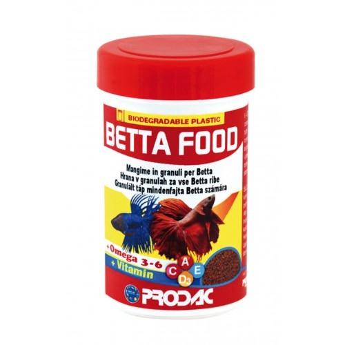 Hrana pentru pesti, Betta Food Prodac, 30 g imagine
