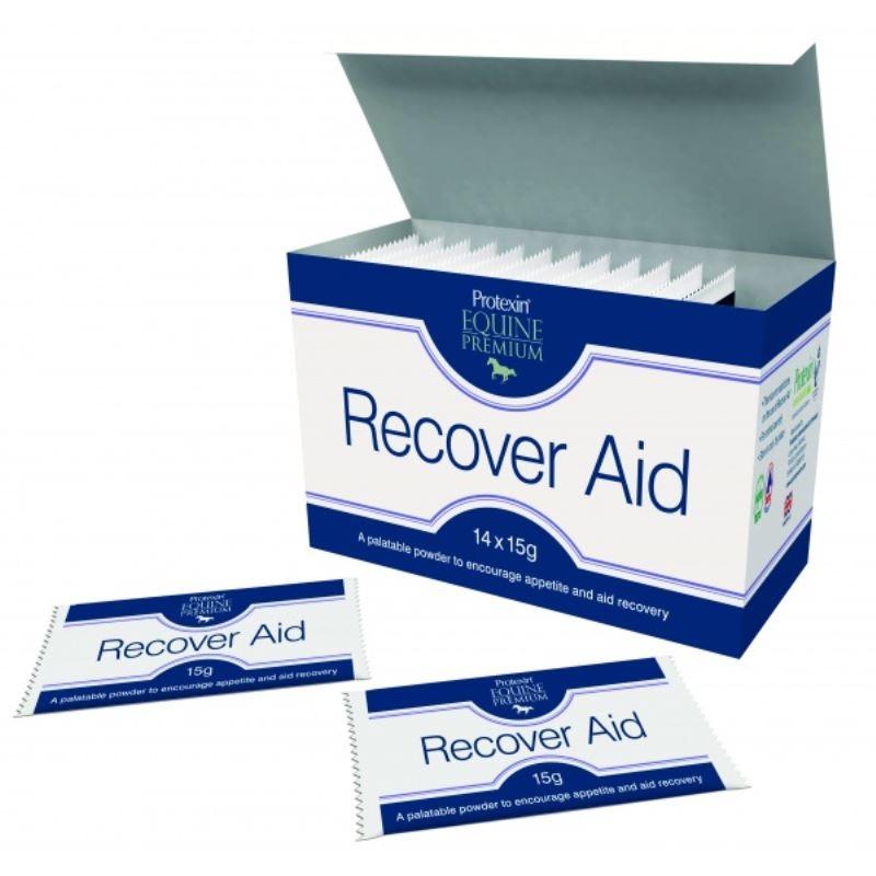 Protexin Recover Aid, 14 plicuri x 15 g imagine