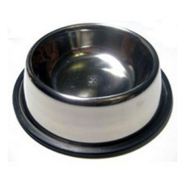 Castron inox antiderapant Puppy 0.30 L imagine