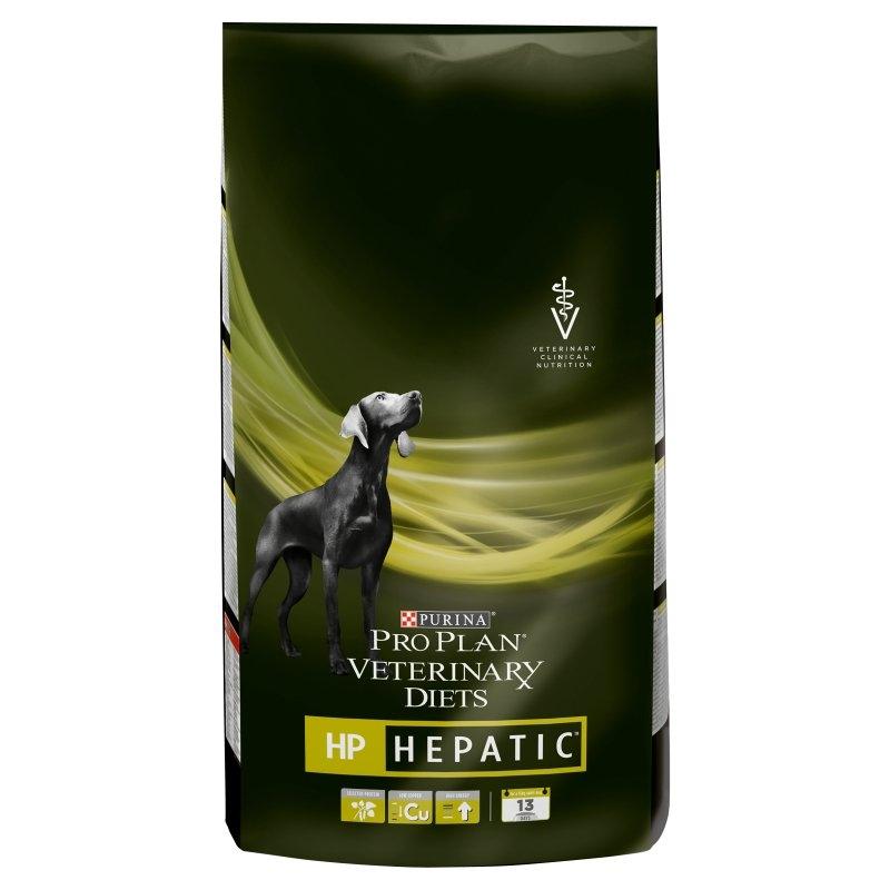 Purina Veterinary Diets Dog HP, Hepatic, 3 kg imagine