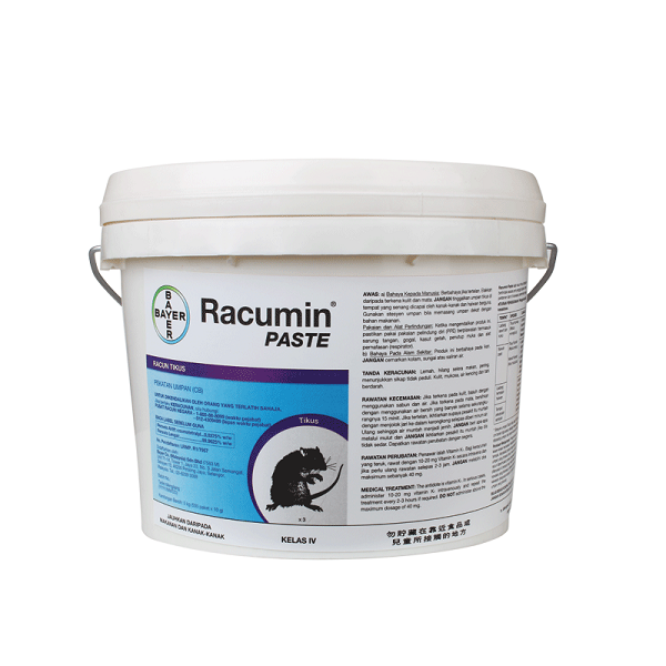 Racumin Paste, 5 kg imagine