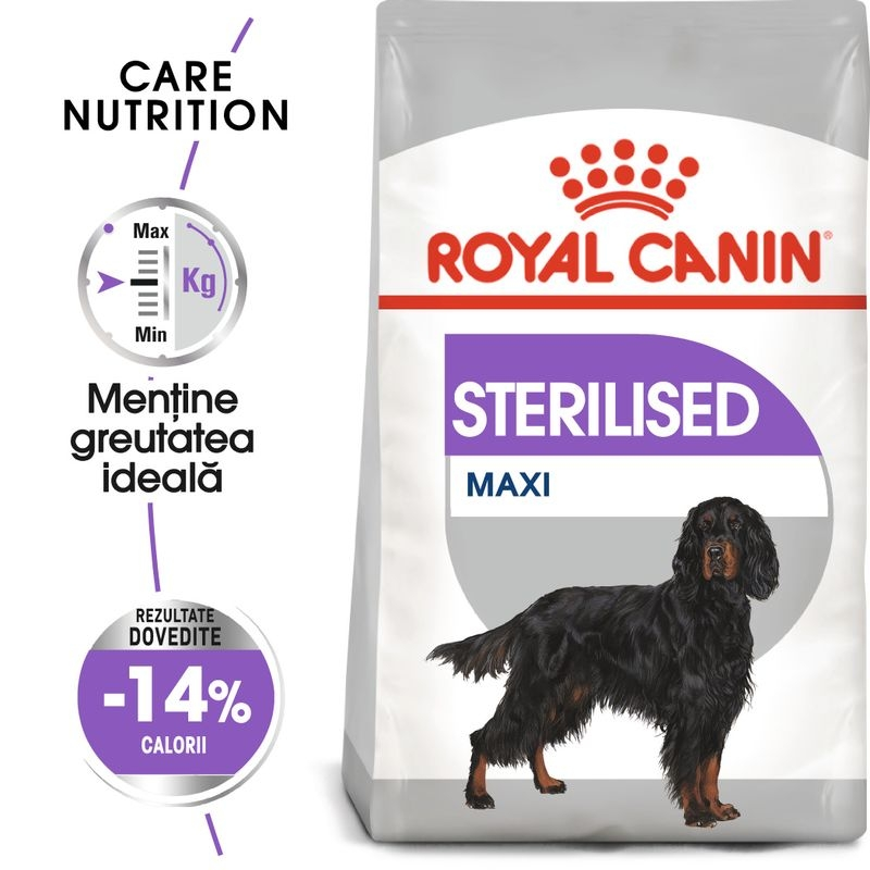 Royal Canin Maxi Sterilised 3 kg imagine