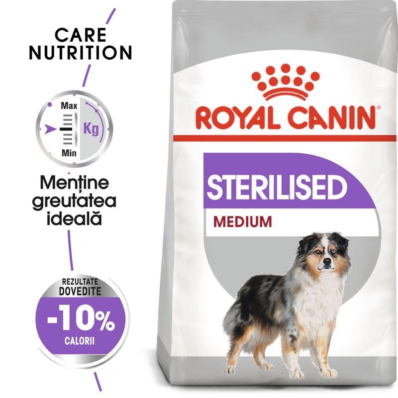 Royal Canin Medium Sterilised imagine