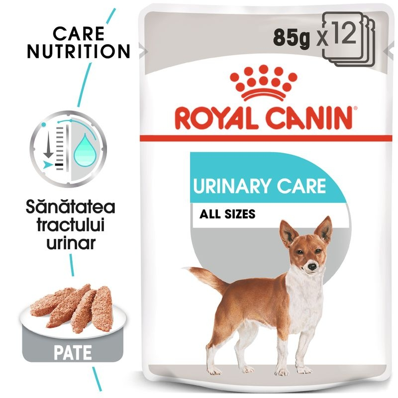 Royal Canin Urinary Loaf Care, 12 plicuri x 85 g imagine