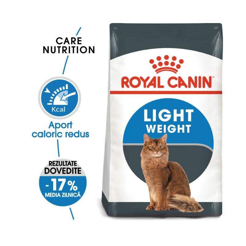 Royal Canin Feline Light Weight Care imagine