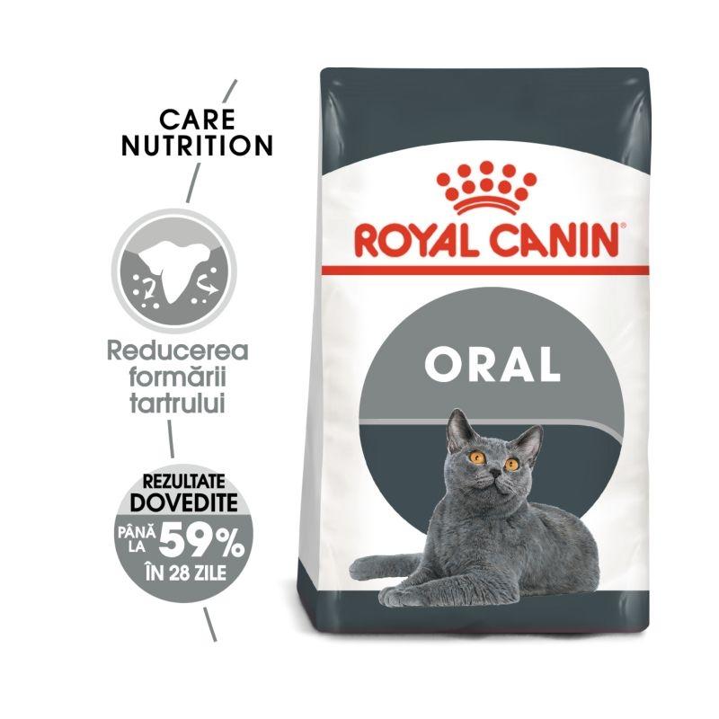 Royal Canin Feline Oral Care imagine
