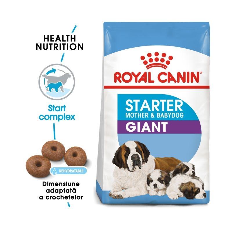 Royal Canin Giant Starter imagine