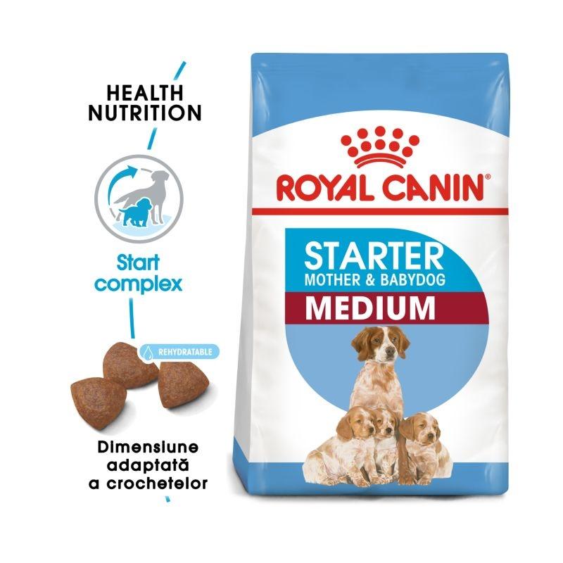Royal Canin Medium Starter imagine