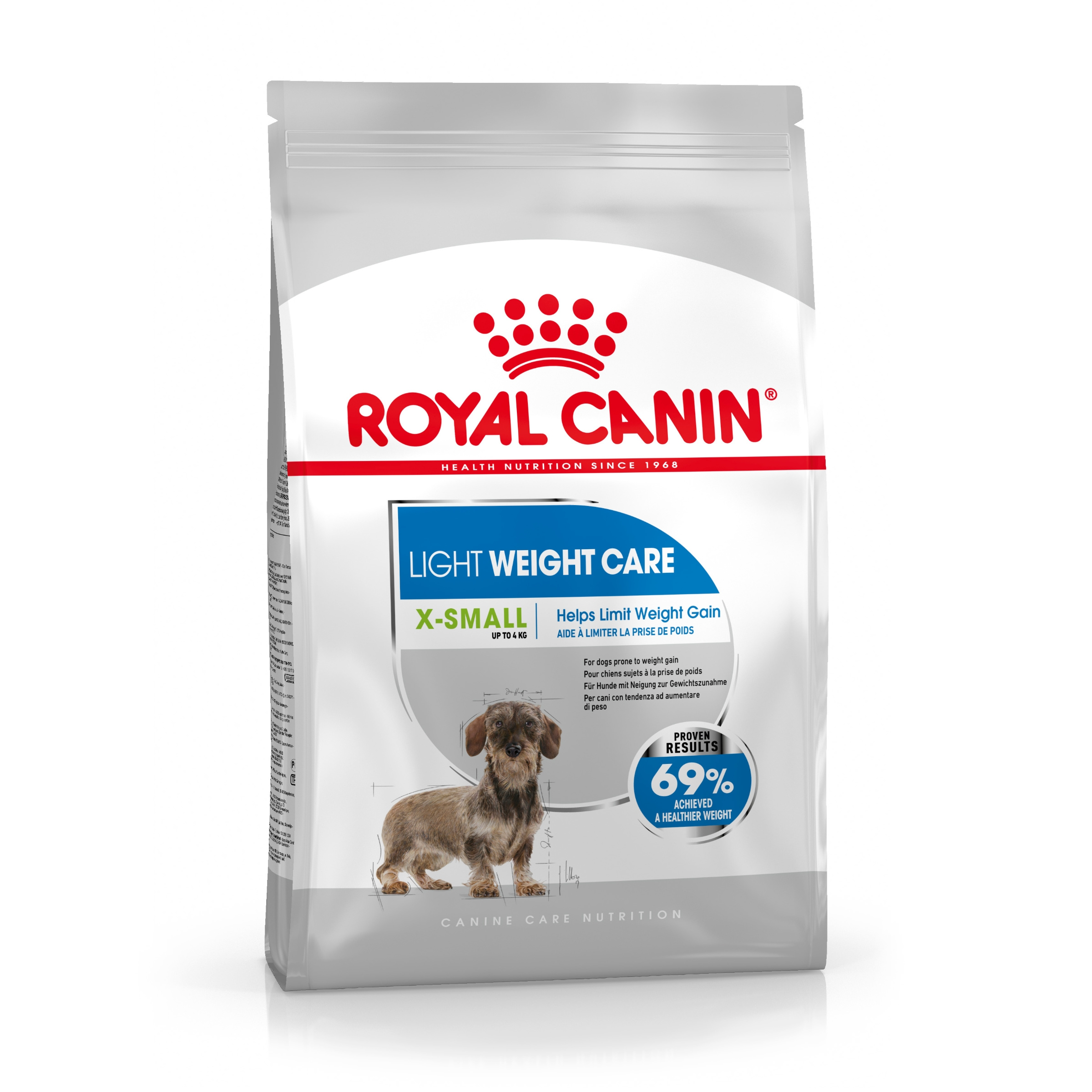 Royal Canin X-Small Light Weight Care, 500 g imagine