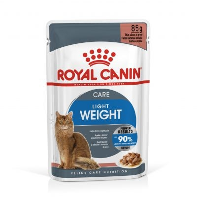 Royal Canin Light Weight Care in Gravy, 1 plic x 85 g imagine