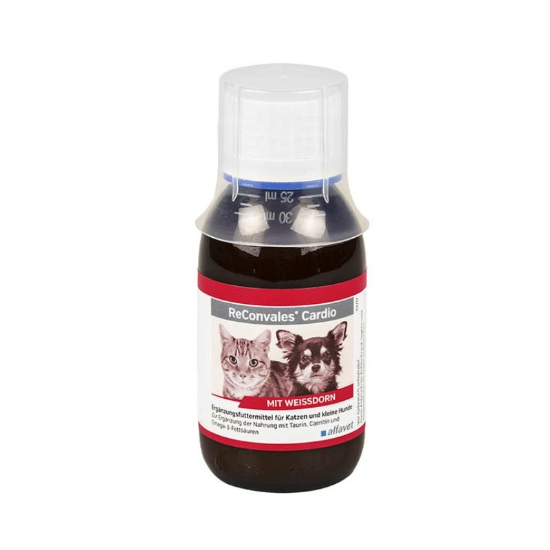 Reconvales Dog/Cat Cardio, 90 ml imagine
