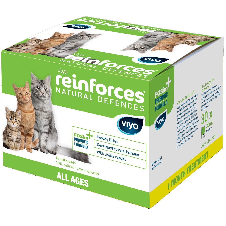 Viyo Reinforces Cat 7 x30 ml (toate varstele) imagine