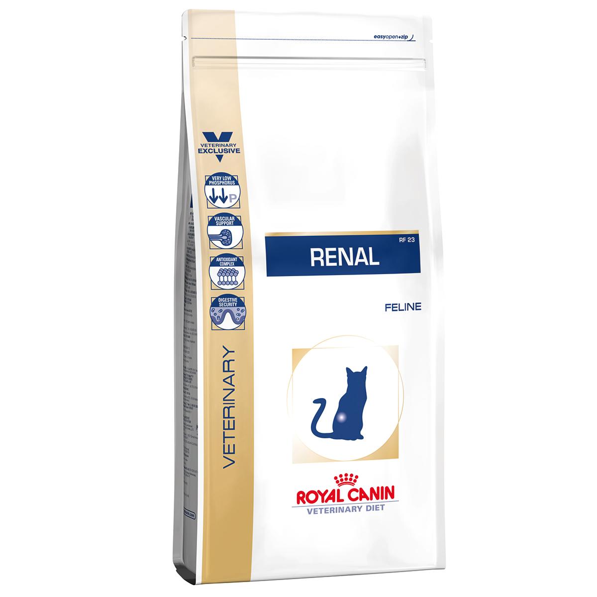 Royal Canin Renal Cat 4 Kg imagine
