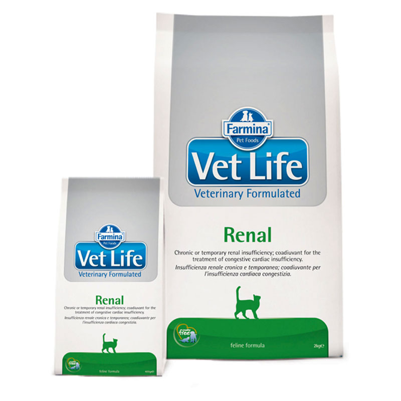 Vet Life Cat Renal 10 kg imagine