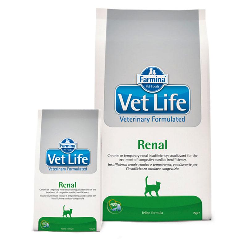 Vet Life Cat Renal 2 kg imagine