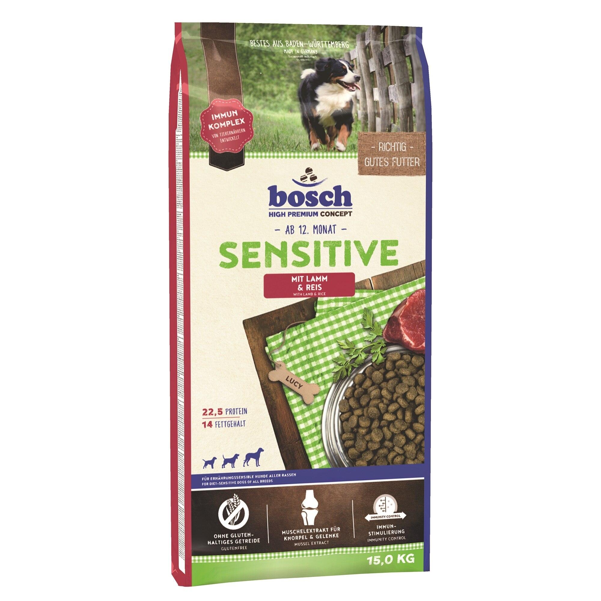 Bosch Sensitive, 15 kg imagine