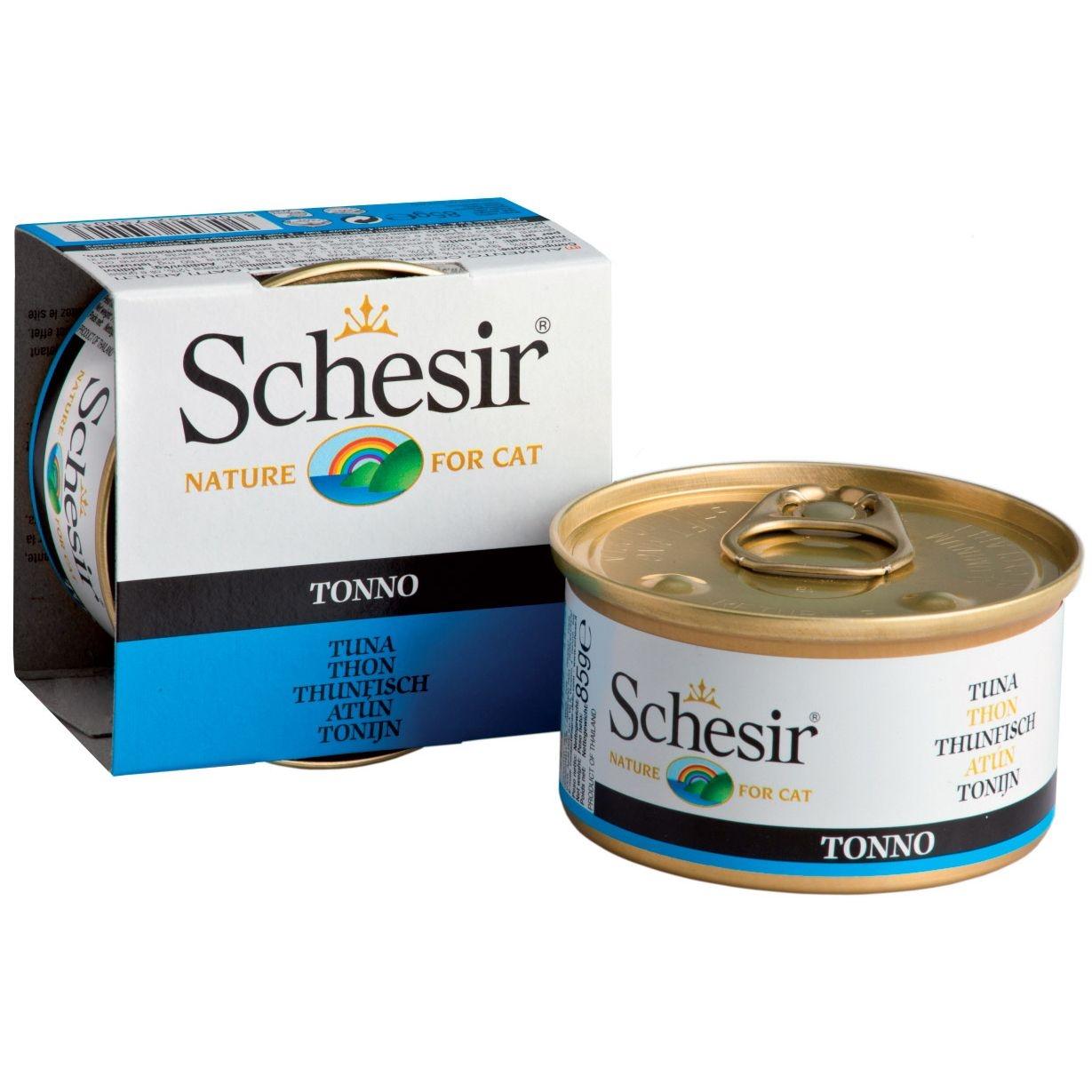 Schesir Conserva Ton 85 g imagine