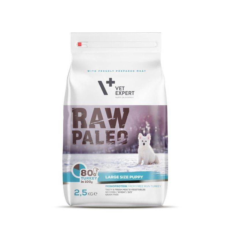 Imagine Hrana Uscata Raw Paleo Puppy Rase Mari 2.5 Kg